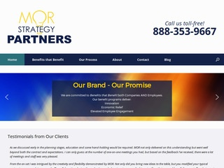 MOR Strategy Partners